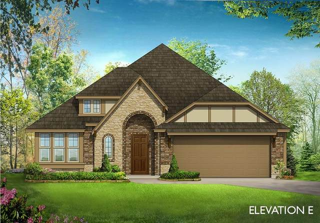 1405 Sumner Street, Aubrey, TX 76227 (MLS #14677032) :: Real Estate By Design