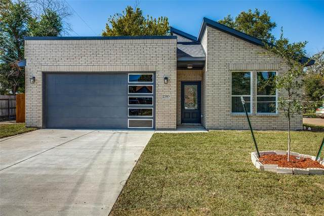2315 N Prairie Creek Road, Dallas, TX 75227 (MLS #14677051) :: Trinity Premier Properties
