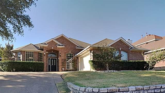 9216 Glenhaven Court, North Richland Hills, TX 76182 (MLS #14677057) :: Craig Properties Group