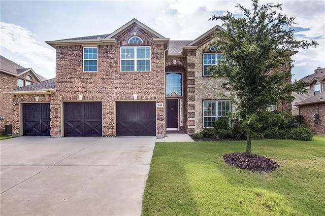 2618 Old Stables Drive, Celina, TX 75009 (MLS #14677070) :: Feller Realty