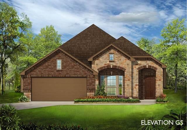 1316 Sumner Street, Aubrey, TX 76227 (MLS #14677080) :: Real Estate By Design
