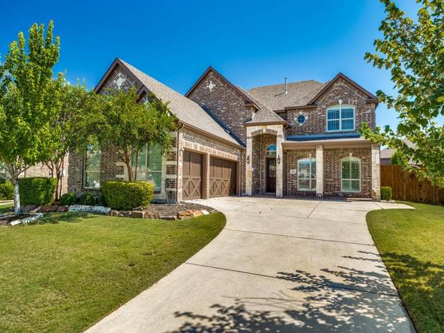701 Falcon Drive, Prosper, TX 75078 (MLS #14677115) :: Russell Realty Group