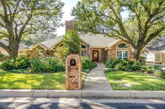 7020 Castle Creek Drive E, Fort Worth, TX 76132 (MLS #14677119) :: Trinity Premier Properties