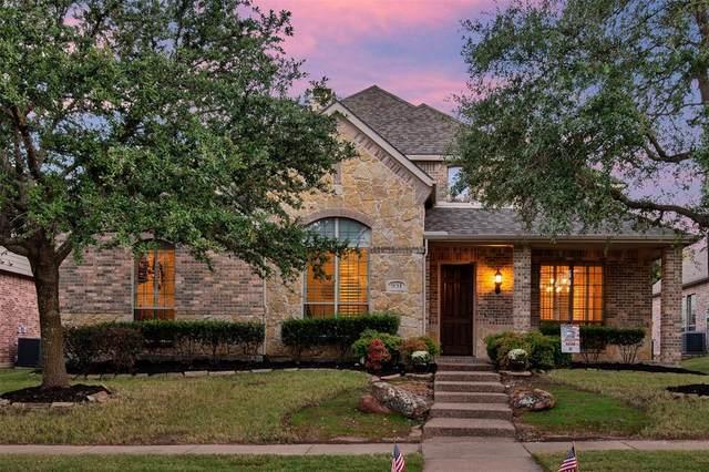 931 Scotia Drive, Allen, TX 75013 (MLS #14677123) :: Frankie Arthur Real Estate