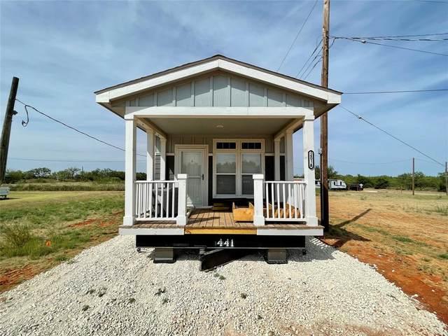 4182 Caldwell Road, Abilene, TX 79601 (MLS #14677139) :: Real Estate By Design