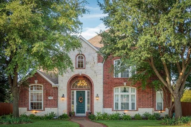 7761 Raintree Way, Frisco, TX 75033 (MLS #14677160) :: Crawford and Company, Realtors