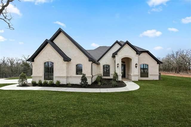 101 Wet Rock Road W, Boyd, TX 76023 (MLS #14677186) :: Frankie Arthur Real Estate