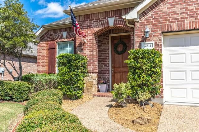 2611 Greyhawk Drive, Little Elm, TX 75068 (MLS #14677193) :: Real Estate By Design