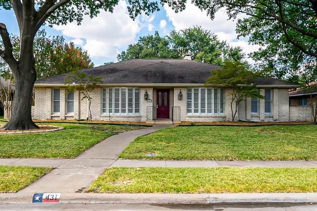 431 Birch Lane, Richardson, TX 75081 (MLS #14677196) :: The Good Home Team