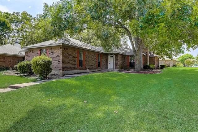 4210 Simmons Drive, Rowlett, TX 75088 (MLS #14677211) :: The Good Home Team
