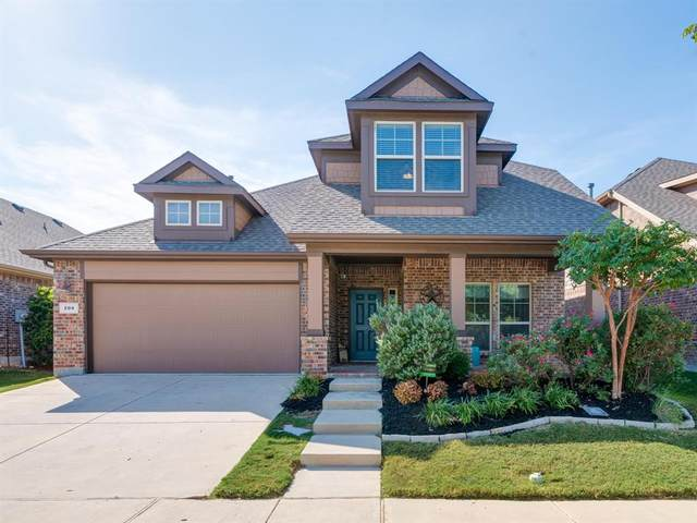 209 Meadows Drive, Northlake, TX 76226 (MLS #14677230) :: Frankie Arthur Real Estate