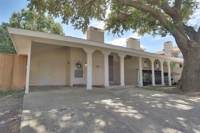 734 Intrepid Drive, Garland, TX 75043 (MLS #14677238) :: RE/MAX Pinnacle Group REALTORS