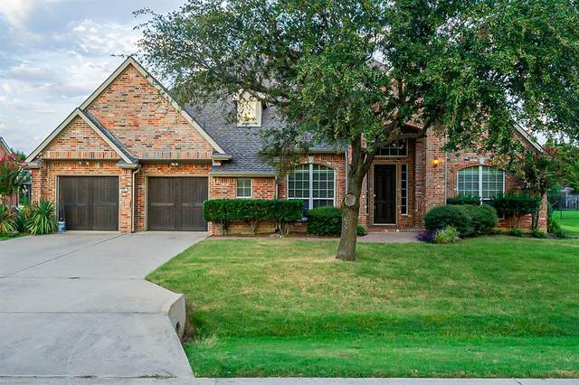 1130 Cahill Way, Shady Shores, TX 76208 (MLS #14677241) :: Real Estate By Design