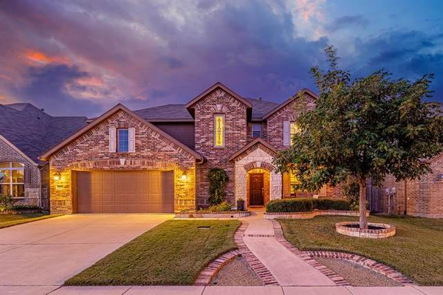 11624 Mesa Crossing Drive, Fort Worth, TX 76052 (MLS #14677249) :: Real Estate By Design