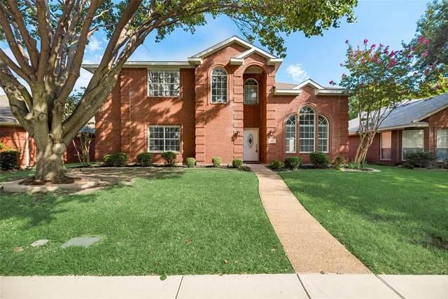 11410 Ocean Road, Frisco, TX 75035 (MLS #14677254) :: The Good Home Team