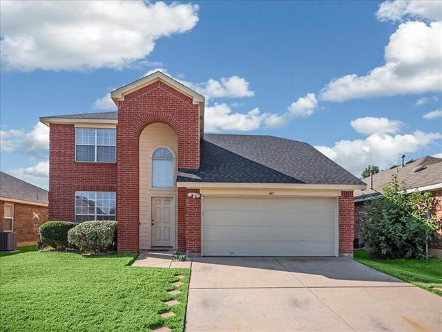 441 Fairbrook Lane, Fort Worth, TX 76140 (MLS #14677269) :: Real Estate By Design