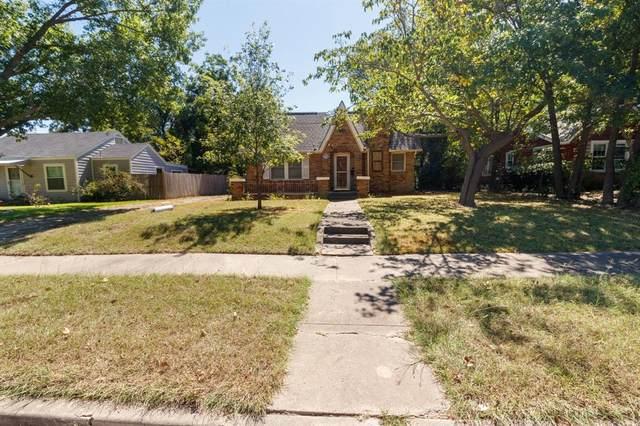 2508 Watauga Road, Fort Worth, TX 76111 (MLS #14677286) :: Real Estate By Design