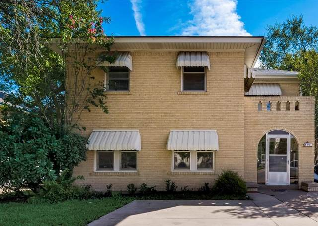 2701 S University Drive, Fort Worth, TX 76109 (MLS #14677289) :: All Cities USA Realty