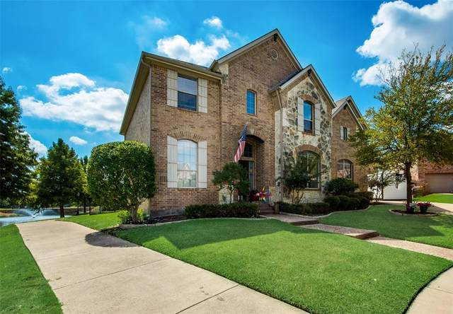 8104 Creekview Drive, North Richland Hills, TX 76180 (MLS #14677291) :: Craig Properties Group