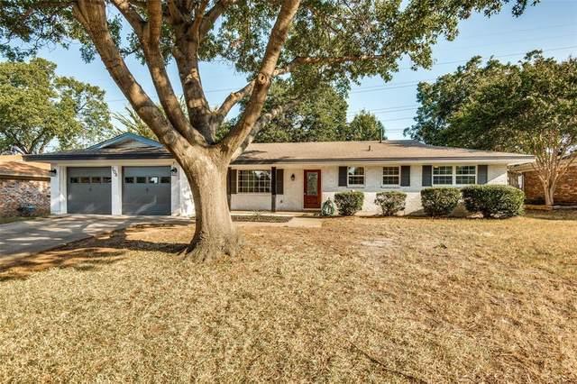 508 Tumbleweed Drive, Hurst, TX 76054 (MLS #14677292) :: Jones-Papadopoulos & Co