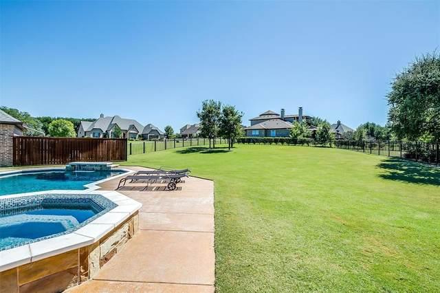 201 Turkey Creek Court, Aledo, TX 76008 (MLS #14677295) :: Craig Properties Group