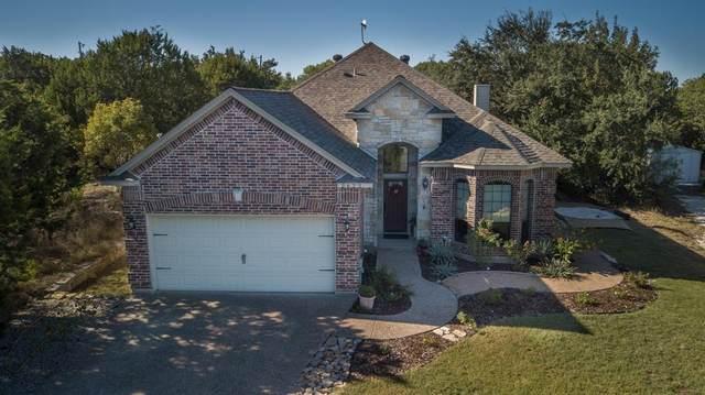 2622 Austin Drive, Granbury, TX 76048 (MLS #14677299) :: The Tierny Jordan Network