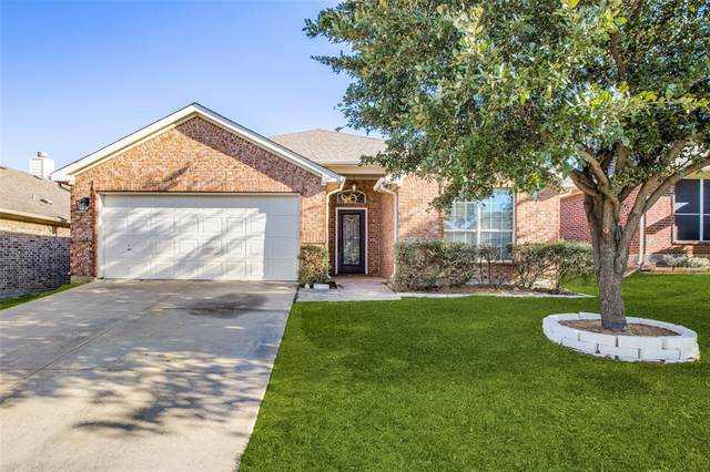 2117 Sunny Side Drive, Little Elm, TX 75068 (MLS #14677302) :: The Hornburg Real Estate Group