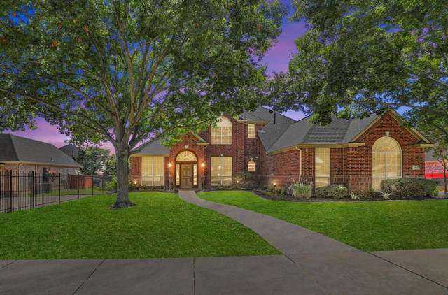 1303 Mccrae Trail, Southlake, TX 76092 (MLS #14677303) :: The Hornburg Real Estate Group