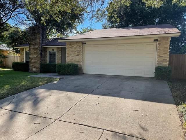 2706 Creekview Drive, Arlington, TX 76016 (MLS #14677311) :: Trinity Premier Properties