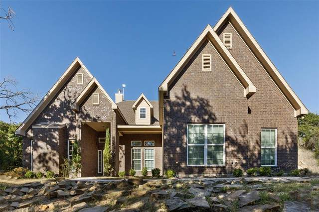 860 Squaw Creek Road, Willow Park, TX 76087 (MLS #14677312) :: Epic Direct Realty