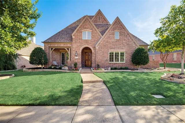 1000 Stratford Drive, Prosper, TX 75078 (MLS #14677324) :: Russell Realty Group