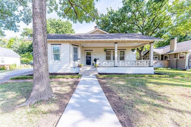 612 W Virginia Street, Mckinney, TX 75069 (MLS #14677327) :: RE/MAX Pinnacle Group REALTORS