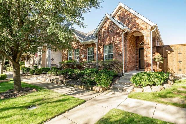 7711 Saint Stephens Square, Frisco, TX 75035 (MLS #14677335) :: Real Estate By Design