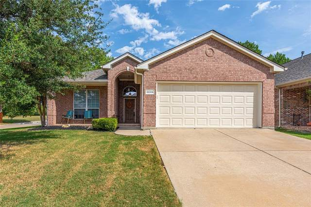 10316 Stoneside Trail, Fort Worth, TX 76244 (MLS #14677337) :: Real Estate By Design