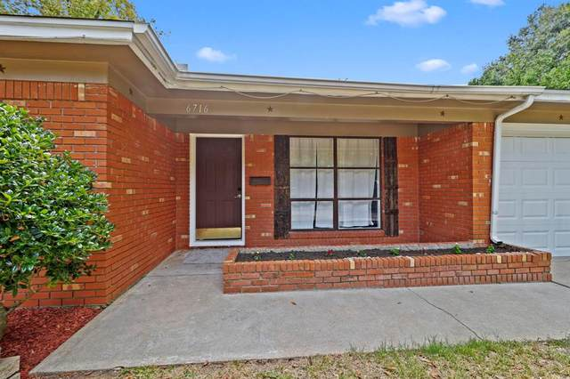 6716 Jewell Avenue, Fort Worth, TX 76112 (MLS #14677338) :: Real Estate By Design