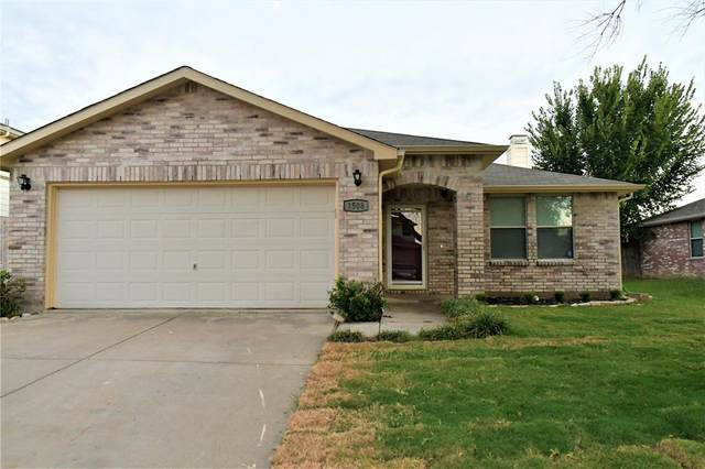 1508 Fieldstone Drive, Little Elm, TX 75068 (MLS #14677339) :: The Juli Black Team