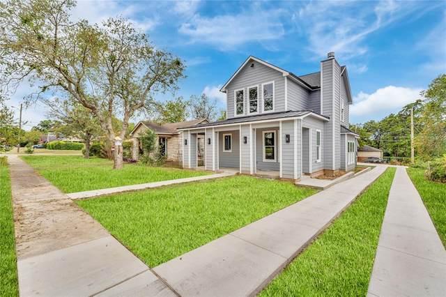 2115 Berwick Avenue, Dallas, TX 75203 (MLS #14677347) :: Frankie Arthur Real Estate
