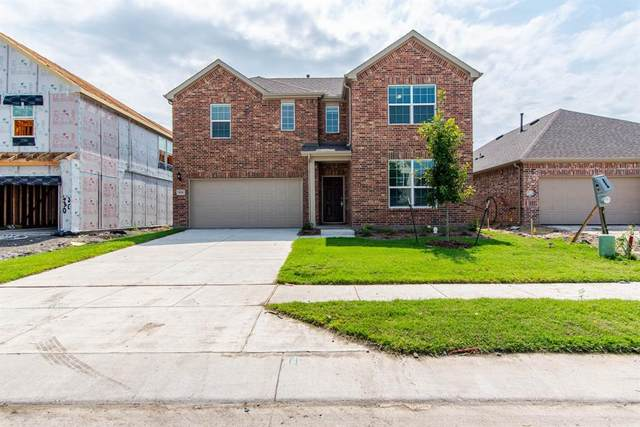 626 Freed Drive, Fate, TX 75087 (MLS #14677356) :: Real Estate By Design