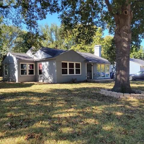 2637 Grayson Drive, Dallas, TX 75224 (MLS #14677368) :: Feller Realty