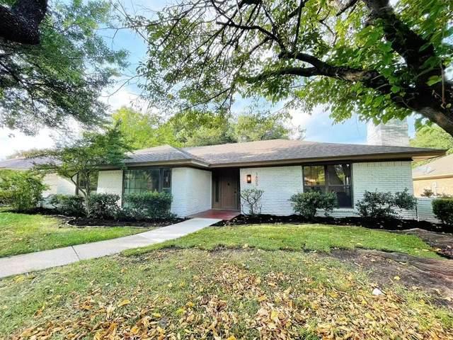 1605 Tampico Drive, Plano, TX 75075 (MLS #14677372) :: Crawford and Company, Realtors