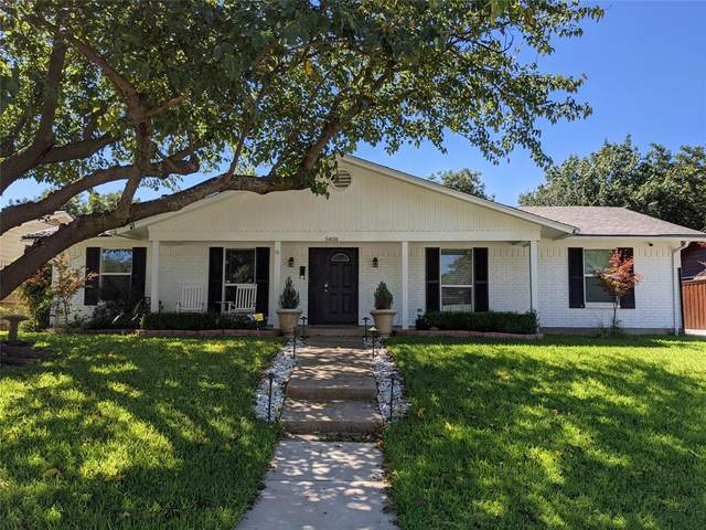 5408 Rutland Avenue, Fort Worth, TX 76133 (MLS #14677373) :: Russell Realty Group