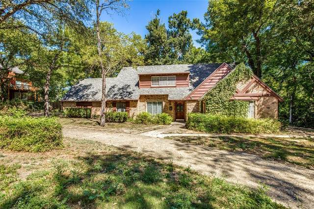 727 Ida Vista Court, Duncanville, TX 75116 (MLS #14677374) :: The Hornburg Real Estate Group
