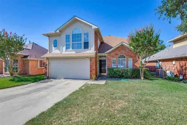1411 Pawnee Trail, Carrollton, TX 75007 (MLS #14677378) :: The Good Home Team