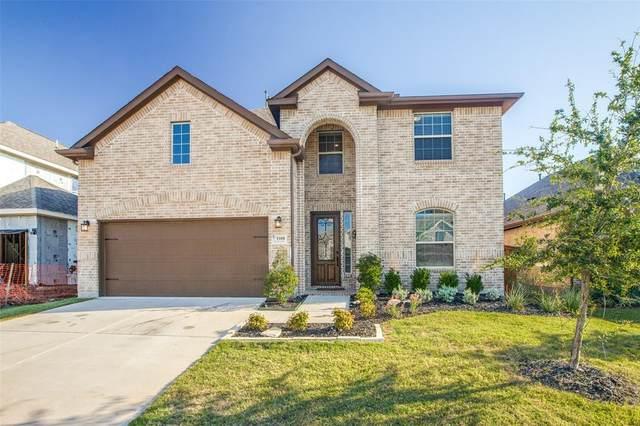 1108 Putman Drive, Mckinney, TX 75071 (MLS #14677379) :: Feller Realty