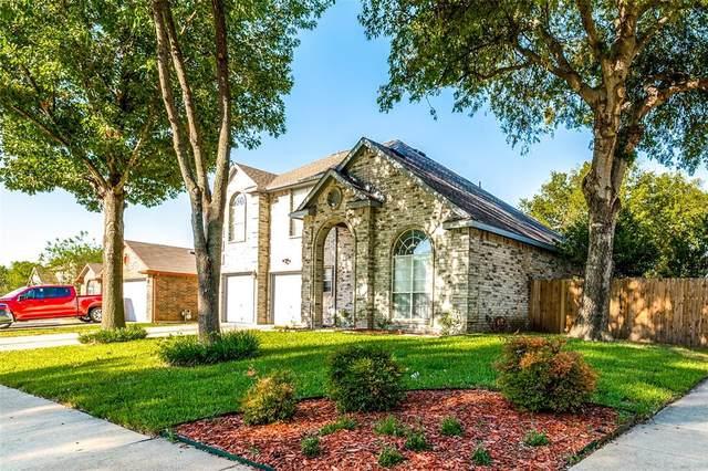 3503 Primrose Court, Grand Prairie, TX 75052 (MLS #14677382) :: Crawford and Company, Realtors