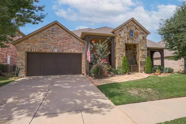 8213 Tyler Drive, Lantana, TX 76226 (MLS #14677384) :: RE/MAX Pinnacle Group REALTORS