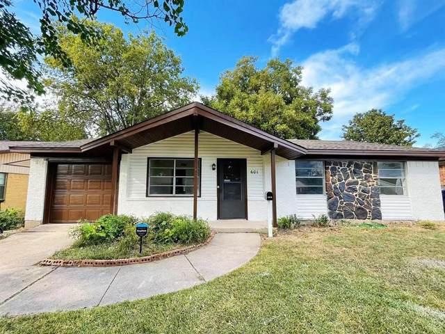 601 Dawn Drive, Garland, TX 75040 (MLS #14677391) :: The Mike Farish Group