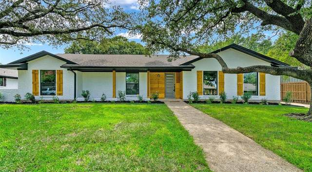 7238 Fernmeadow Drive, Dallas, TX 75248 (MLS #14677395) :: The Star Team   Rogers Healy and Associates