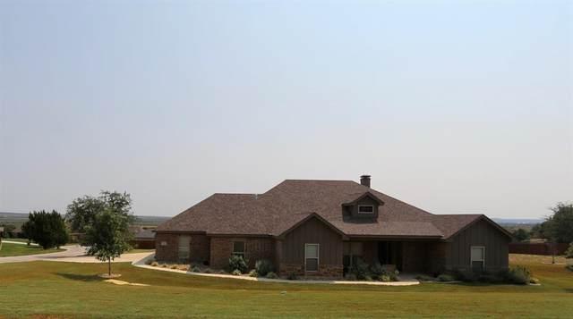 110 Moore Drive, Tuscola, TX 79562 (MLS #14677398) :: Trinity Premier Properties