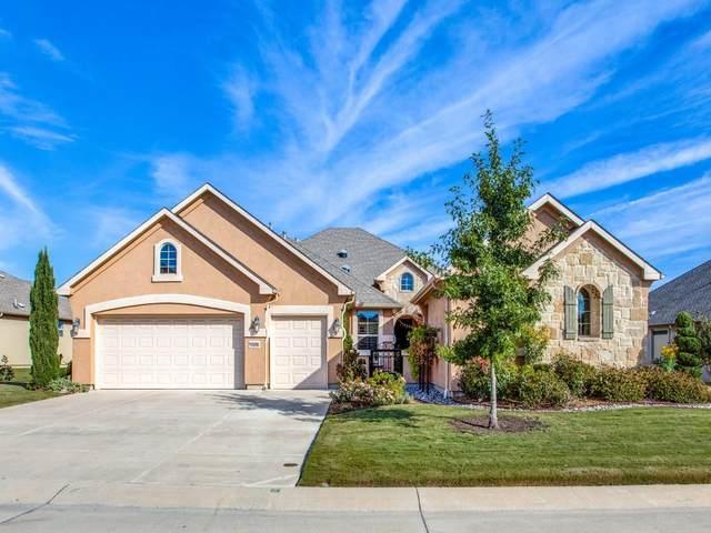 9800 Ironwood Drive, Denton, TX 76207 (MLS #14677402) :: Real Estate By Design